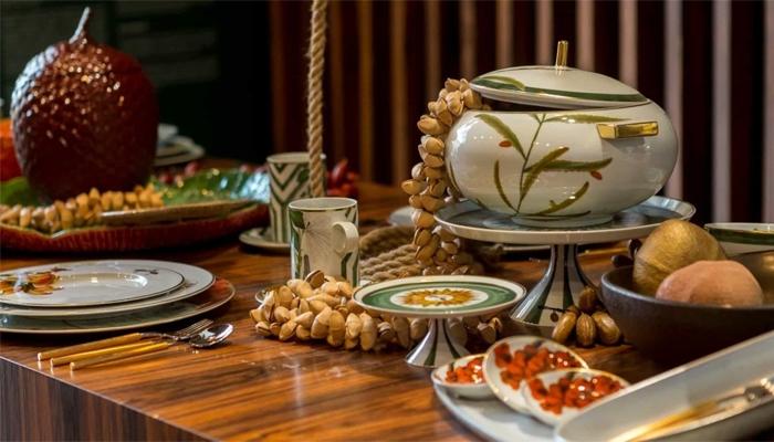 Royalties de porcelanas de luxo vão financiar pesquisa com frutíferas nativas da Amazônia