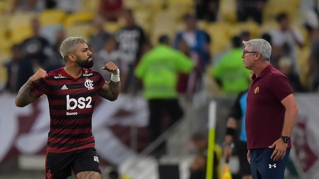 Flamengo está na final da Taça Guanabara