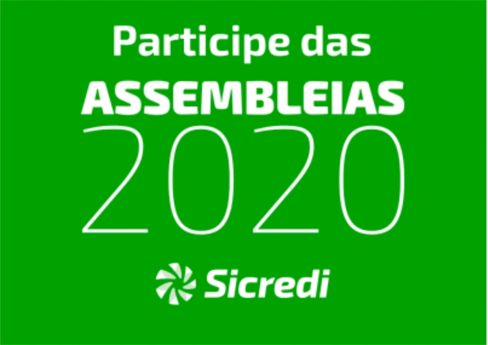 Sicredi Univales MT/RO divulga o calendário das Assembleias 2020