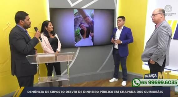 Jornalista Andersen Navarros é detonado por machismo e agressão contra a prefeita Thelma de Oliveira