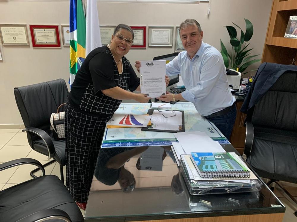 OAB Sorriso pede providências a ministro sobre impasse da BR-163