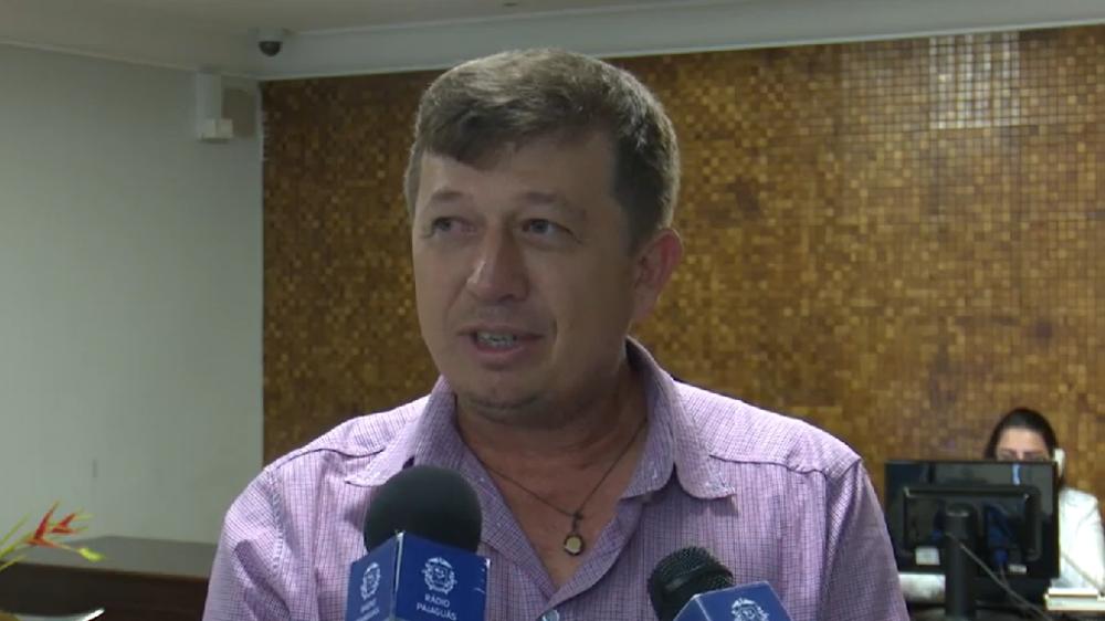"""""""Nos últimos 10 anos, não foi feito ao município 10% do que essa gestão já fez"""", afirma prefeito Baixinho Piovezan"""