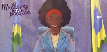 TSE lança campanha de incentivo à participação da mulher na vida política