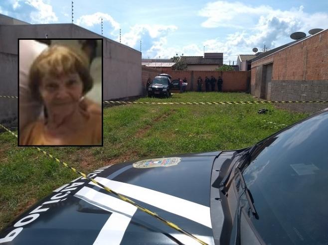 Mãe de sargento da PM é espancada, estuprada e morta por bandido durante caminhada.