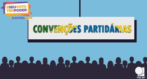 Eleição Suplementar: Convenções partidárias devem ser realizadas de 10 a 12 de março