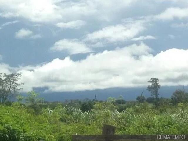 Sábado com risco de temporal no norte de Mato Grosso