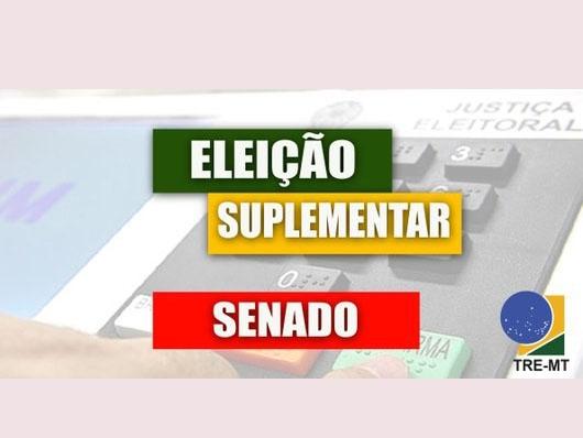 RISCO DE INFECÇÃO  Por Covid-19, TSE adia eleição suplementar para o Senado em Mato Grosso