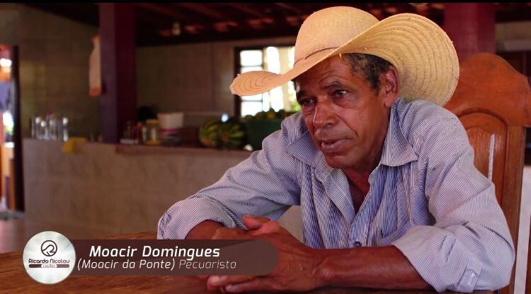 Moacir da Ponte comemora 65 anos de idade.