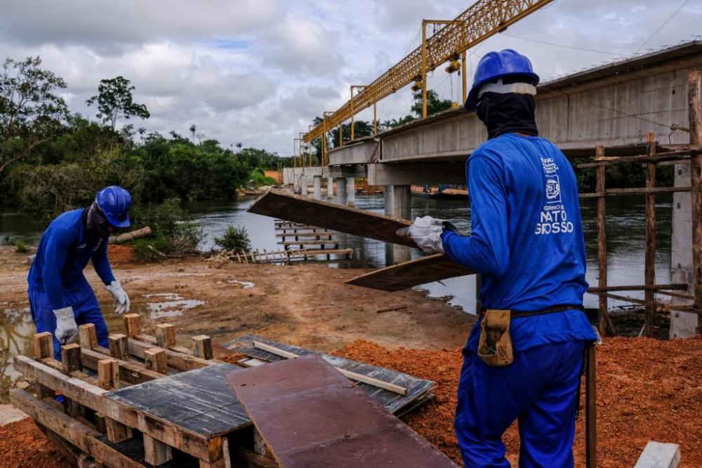 Empréstimo de R$ 550 milhões para obras de infraestrutura é aprovado na Assembleia