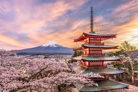 Japão está