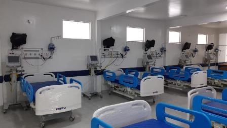 Hospital Regional de Alta Floresta inaugura 10 novos leitos de UTI