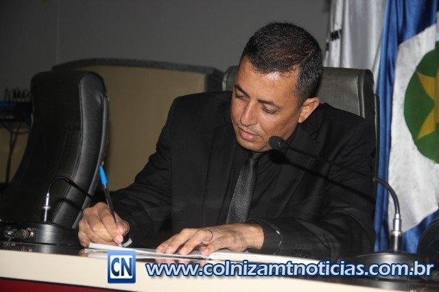 Juiz anula afastamento do vereador Rodolfo de Colniza e determina o retorno ao cargo de presidente da Câmara