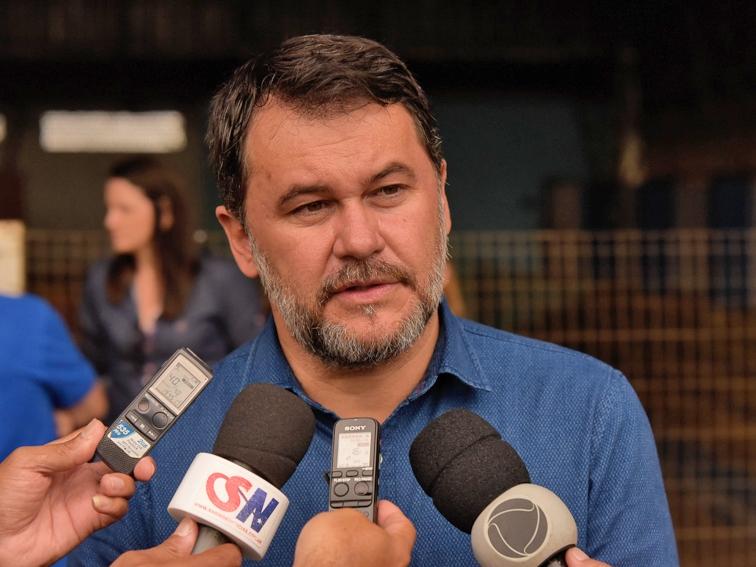 Oscar Bezerra reassume vaga do deputado Faissal por 121 dias, mas pode ficar até o fim do mandato