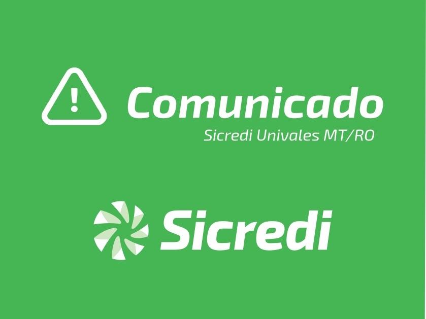 Comunicado: Sicredi ajusta horário de atendimento para beneficiários do INSS
