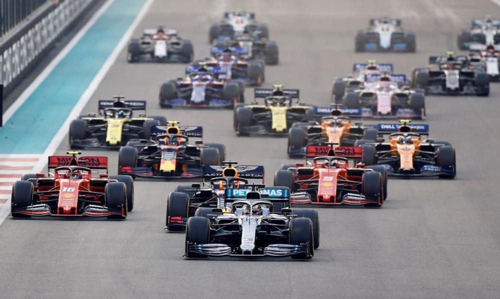 GP de Silverstone anuncia prova de Fórmula 1