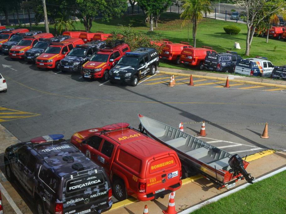 Segurança Pública aumenta frota e supera atrasos com fornecedores