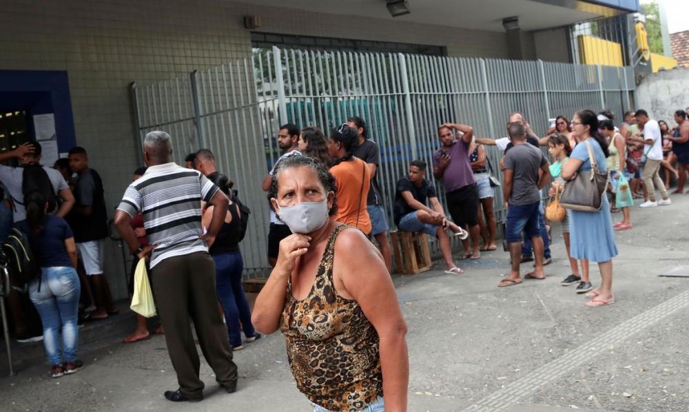 Caixa libera pagamento da segunda parcela de auxílio emergencial