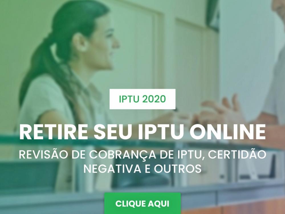 Contribuinte de Juara já pode solicitar certidão negativa ou guia do IPTU 2020 pela internet.