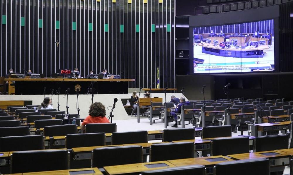Câmara inicia sessão para votar MP que altera regras trabalhistas