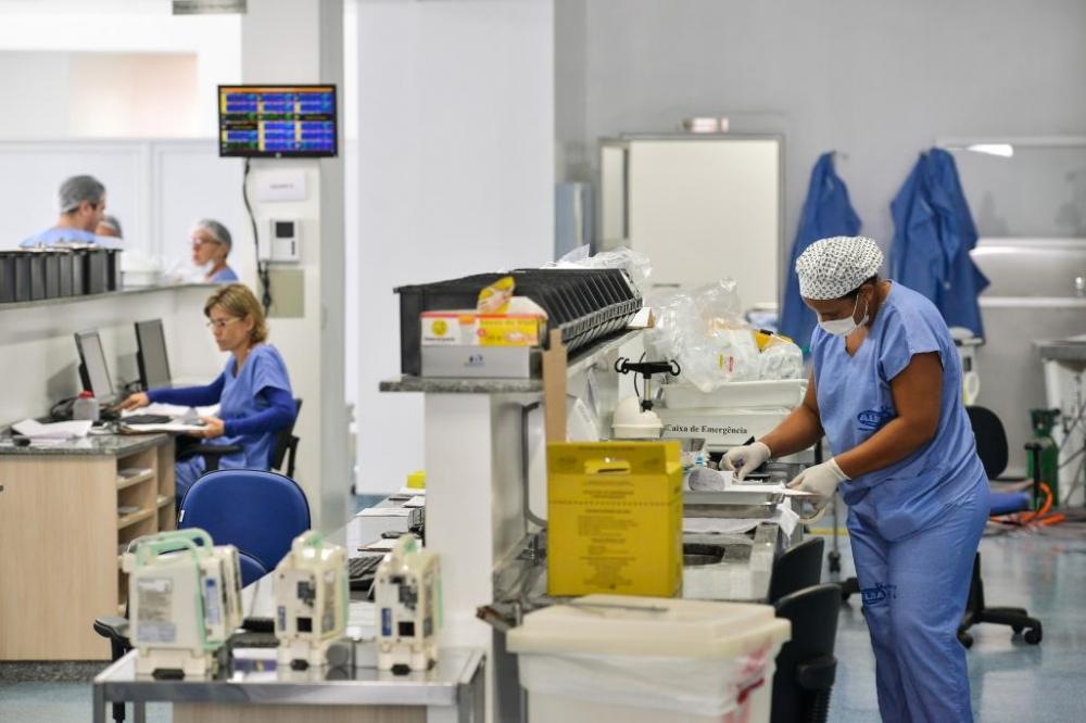 Seguem abertas as inscrições para contratação de 751 profissionais da saúde