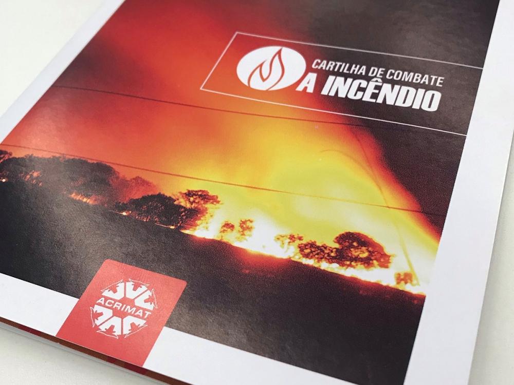 Acrimat alerta pecuarista para início do período proibitivo de queimadas