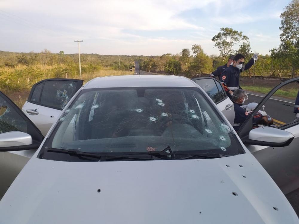 Confronto com PMs deixa 4 bandidos mortos na região do Manso