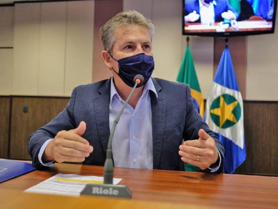 Governador reforça união com prefeitos para o combate à Covid-19