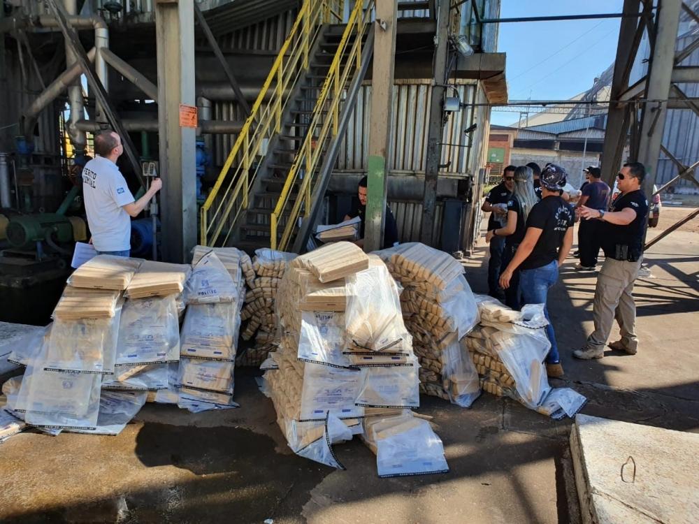 Investigações sobre tráfico resultam em 705 quilos de drogas apreendidos e 143 prisões em Cuiabá