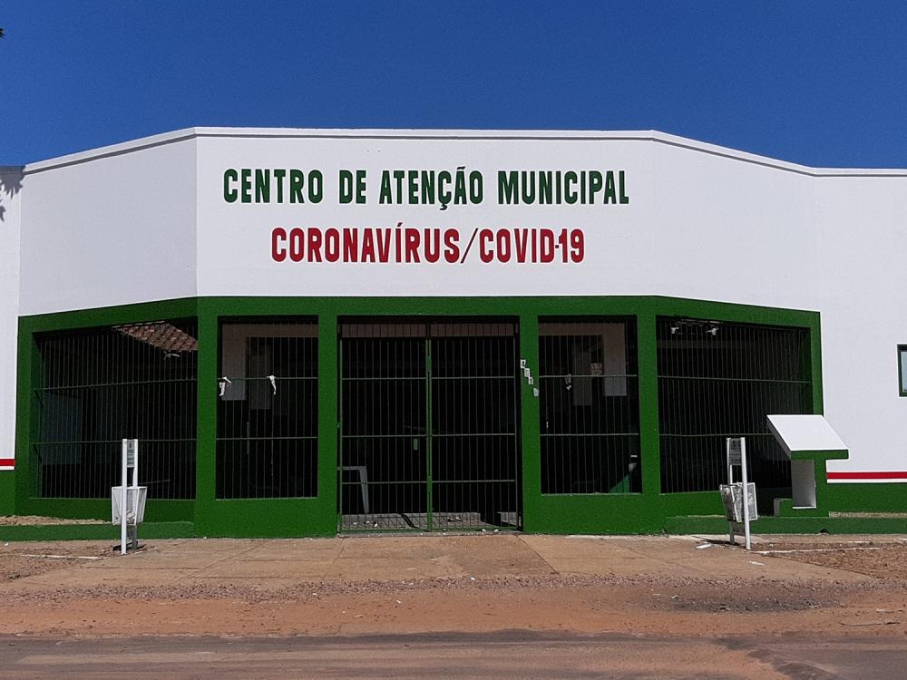 A partir de hoje o antigo PAM funcionará como Centro de Atenção Municipal ao Coronavírus-COVID-19