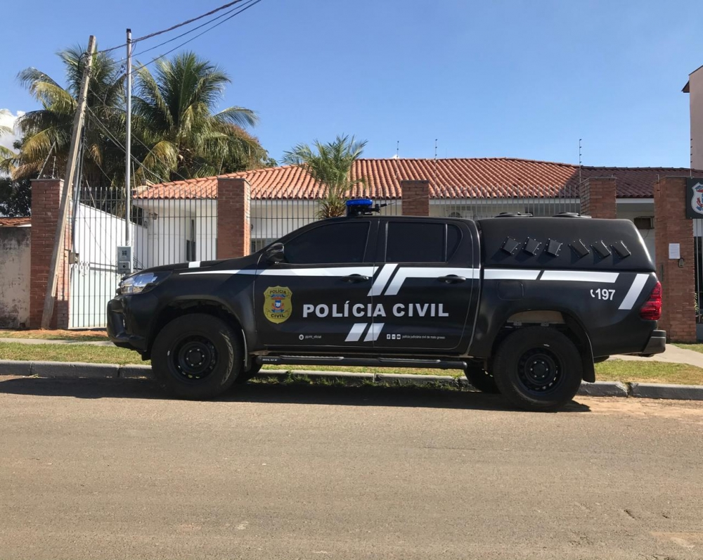 Polícia Civil cumpre prisão de caminhoneiro suspeito de estupro de vulnerável em Rondonópolis