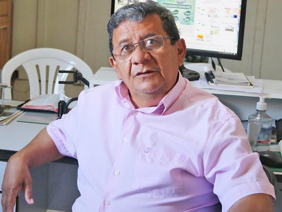 Ex-prefeito Pedro Tercy Barbosa é pré-candidato a prefeito de Denise pelo PL
