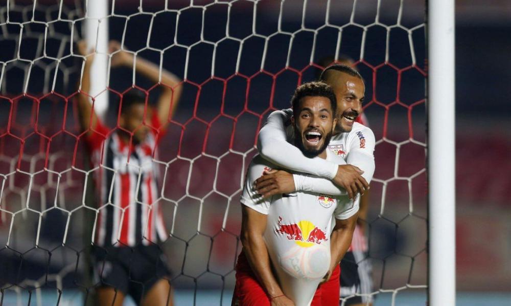 Após derrotar São Paulo, Bragantino se torna o melhor do Paulistão