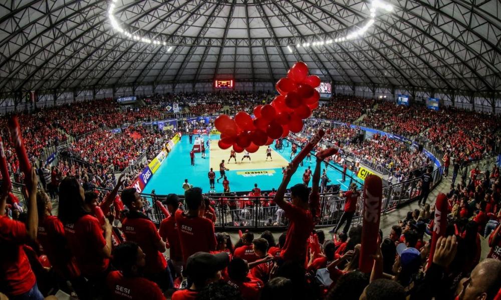 CBV divulga novidades para próxima temporada do vôlei brasileiro