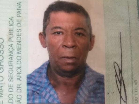 Ciclista de 61 anos é atropelado e morto em Porto dos Gaúchos.