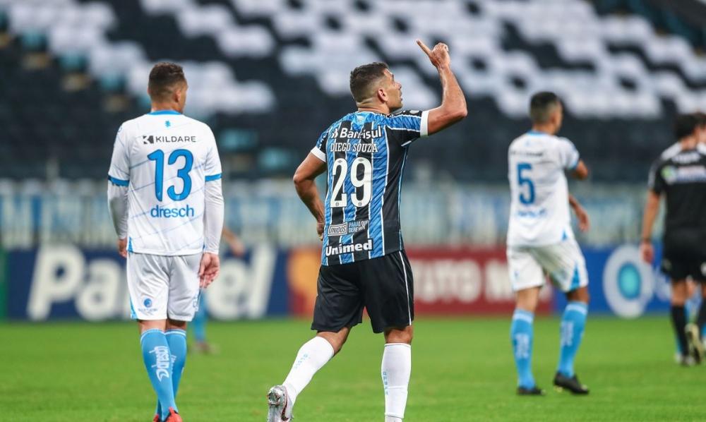 Gaúcho: Grêmio vence Novo Hamburgo e vai à final contra Inter