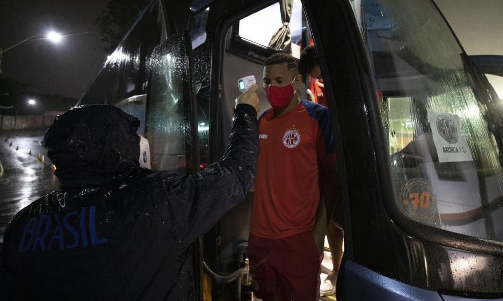 Coluna – Coronavírus já contaminou o Campeonato Brasileiro