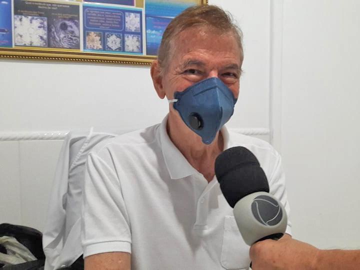 Médico José Carlos Braga Neto deve assumir como legista em Juara.